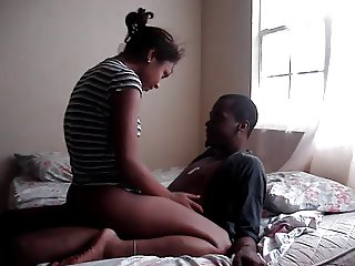 Black teens sextape