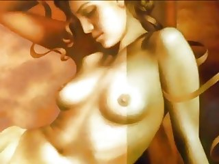 Sensual and  Erotic Art of Arthur Braginsky