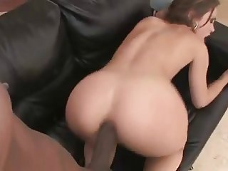 Kristina's Sweet Ass Gets Fucked