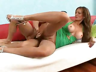 Beautiful Milf In Nylons Fucked
