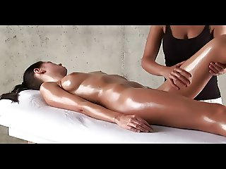 Soft sensual massage