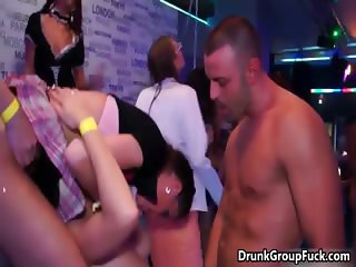 Horny hot bitches go crazy sucking cocks part6
