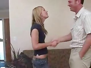 Pretty Blonde Fuck Big Cock