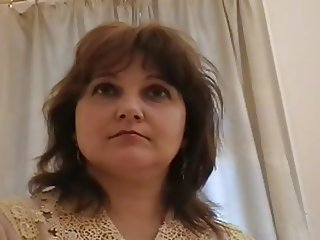 Casting Tanya (45 years old)