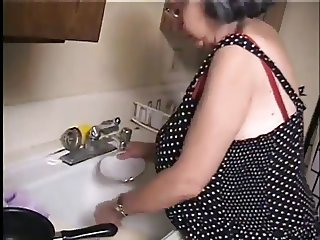 Fuck Her Old Hairy Pussy