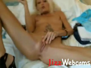 Naughty Stepmom Roleplay Fantasy On Webcam