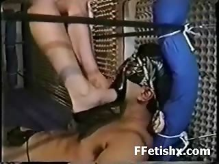 Horny Toe Fetish Sex For Girl