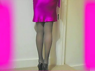 Sexy Satin and Lace