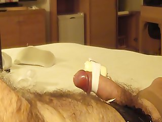 Cumming Hands Free with Egg Vibrator 7 (Longer Version)