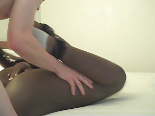 Chicago black girl craves thick white cock.