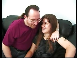 Janis Gets Her Neatly Trimmed Twat Fucked