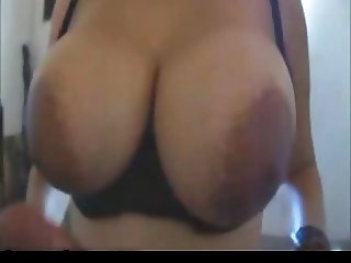 Wide Areolas - Black Beauty