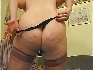 Busty housewife gets fucked