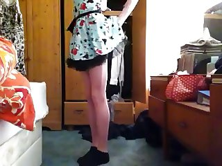Cute 18 Year Old Crossdresser