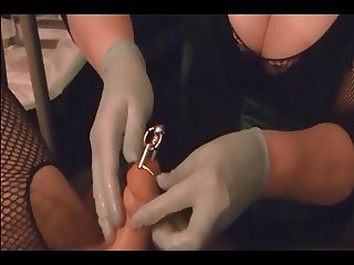 Urethral Sounding by my MISTRESS