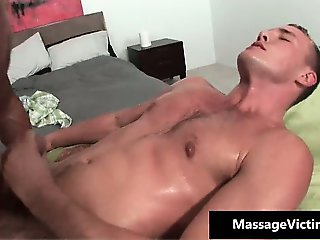 Alex gets his oily tight asshole fucked part6