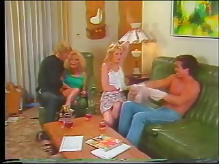 Gail Foursome with Peter North