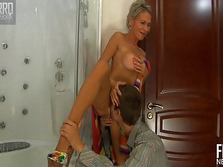 Sex with hot Russian mom #2
