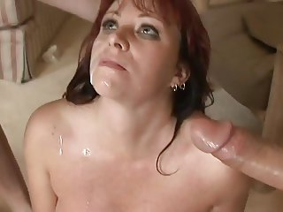 Red Headed DP Wife