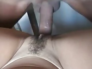 Hot Mature waking up with sex and cumshot