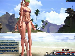 Tera Whores on the Beach Anal ERP