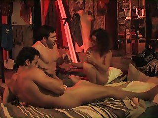 Now and Later 2009 (Threesome erotic scene) MFM
