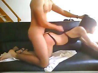 Tiny girl gets rough-fucked and loves it