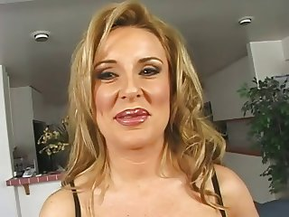Interracial MILF action