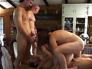 Gangbang with Lena Ramon with a nice storyline