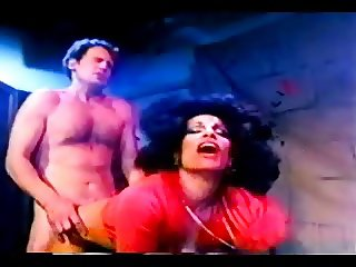 Vanessa Del Rio & Roger Caine (Stage fuck!) (Audio is low!)