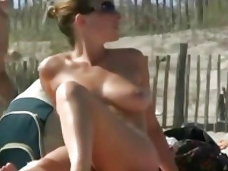 Nude beach exhibionism 01