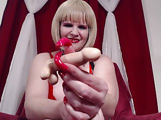 mean mistress tiny dick joi SPH