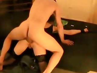 Submissive Wife - Rough Anal BDSM (FOUND)