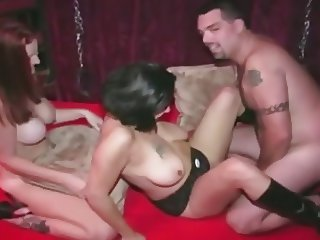 threesome swingers mff