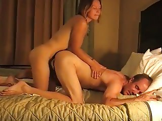 strapon amateur