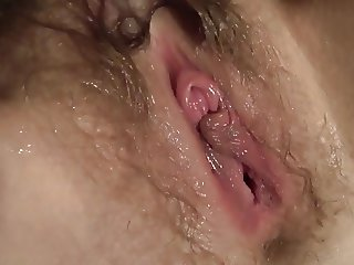 Amateur Blond Teen With Hairy Pussy