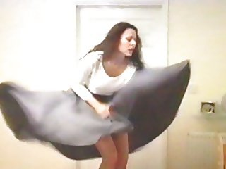 Slow Mo Skirt Blow