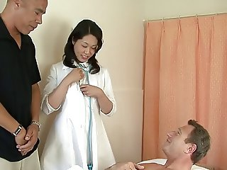 Asian Nurse DP Uncansored (Camaster)