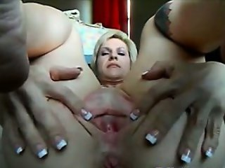 MILF Showing Off Her Privates