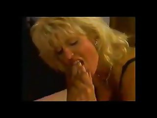 VINTAGE COCK AND TOE DOUBLE PENETRATION