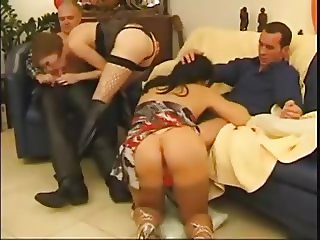 French TS Foursome