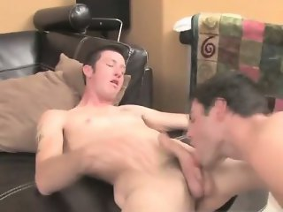 Gay movie The yells get louder and louder as his ass is pump