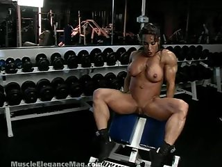 Denise Masino 30 - Female Bodybuilder