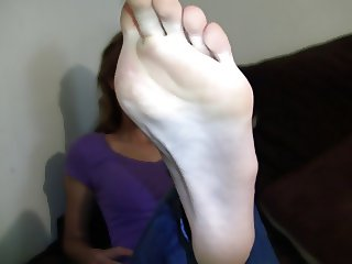 Her Feet Are Perfect..