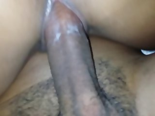 Sending wife back to hubby with pussy full of my cum