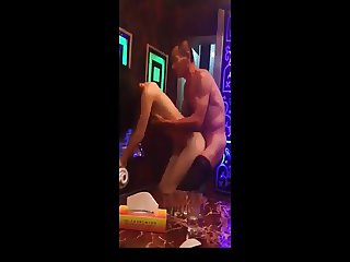 Asia Taiwan young girl in erotic hotel in order to live 4