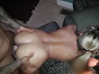 blonde wife pounded hard