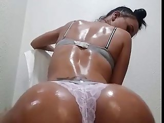 TWERK Red Rose Wet PRETTY PUSSY