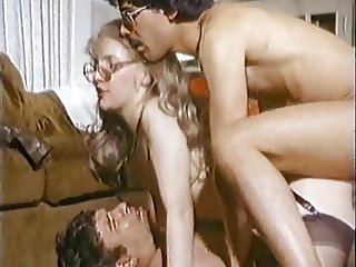 Bottoms Up Series 2 XXX 1978 (Dped MFM scene)
