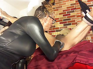 Mistress having fun